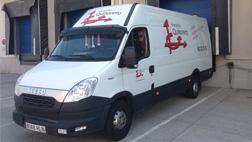 servicio express local comarcal